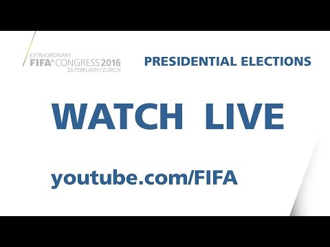 REPLAY: FIFA Presidential Election - FIFA Extraordinary Congress 2016