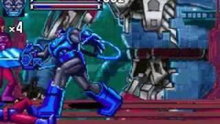 X-Men: Reign of Apocalypse - (GBA) - {Apocalypse} - 1 Crédito/Até o Final