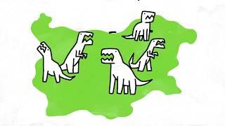 Какво е общото между динозаврите и тецовете на въглища?