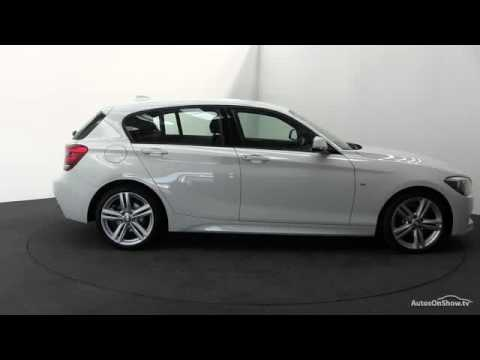 BMW SERIES D M SPORT YouTube - Bmw 1 series 2014