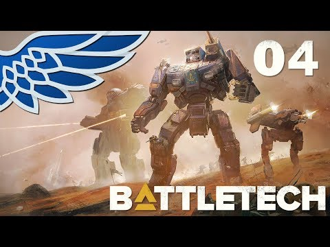 BATTLETECH | MECH BEAT TANK PART 4 - BATTLETECH MECH Let's Play Walkthrough Gameplay