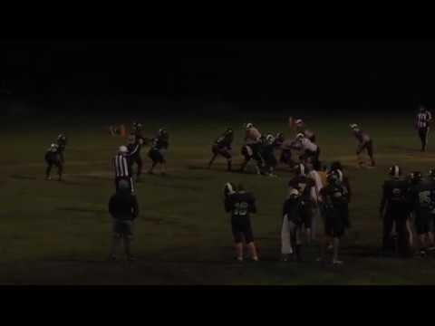 HS Football (6-man): Allen Academy vs. Alpha Omega Academy - HIGHLIGHTS