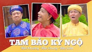 Tam Bảo Kỳ Ngộ - Bảo Chung, Bảo Liêm, Bảo Khương | Hài Bảo Chung 2019
