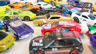 Hot Wheels HW Workshop 20 TOY CARS Part 3 & Gift Pack!