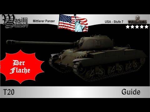 T20 - Der Flache - World of Tanks
