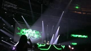 You & Me (Flume Remix) - Disclosure Live