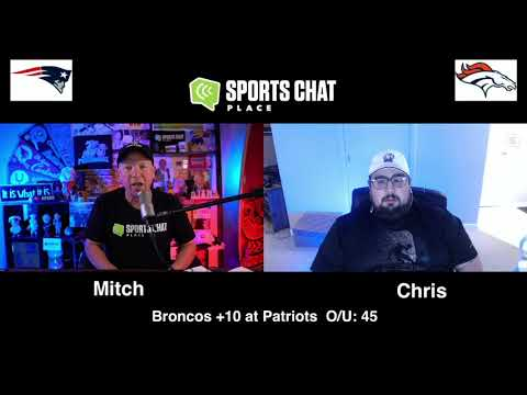 Denver Broncos at New England Patriots Sunday 10/18/20 NFL Picks & Predictions Week 6