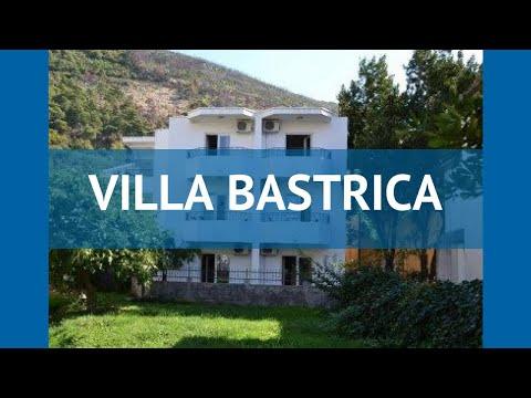 VILLA BASTRICA 3* Черногория Будва обзор – отель ВИЛЛА БАСТРИКА 3* Будва видео обзор