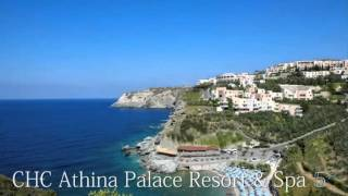 chc athina palace resort spa hotel in lygaria crete