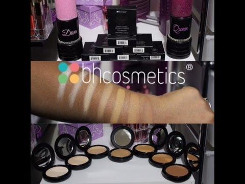 Studio Pro Shade & Define 10 Color Contour Palette by BH Cosmetics #14