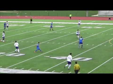 College soccer recruiting video