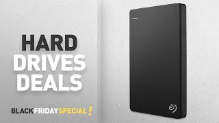 Upto 55% Off On Hard Drives: Seagate Backup Plus Slim 1TB | Amazon India Black Friday Prices