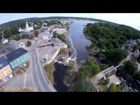 Machias River Machias Maine