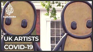 UK artists thrive despite COVID-19 pandemic