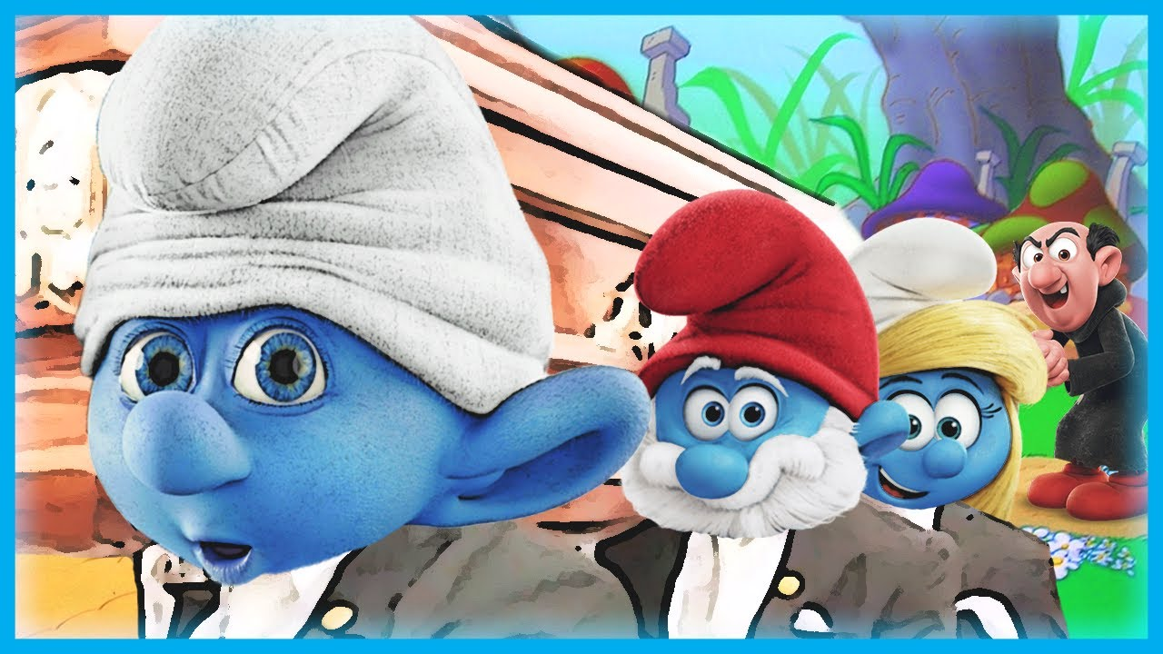 The Smurfs - Coffin Dance Song (COVER)