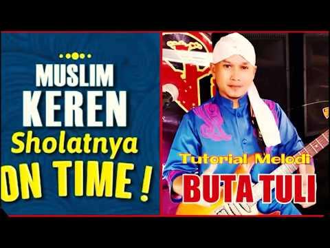Belajar Melodi Dangdut Lagu BUTA TULI Rhoma Irama Video Cover