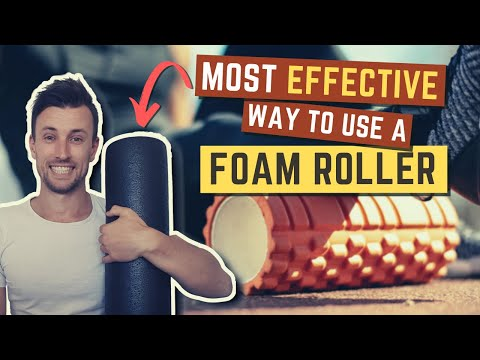5 Uses of a Foam Roller That Do not Involve Moving