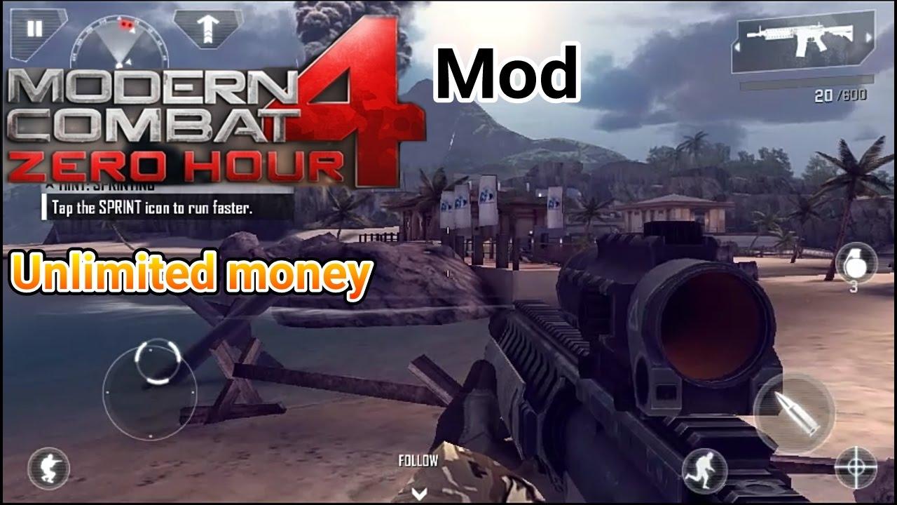 download modern combat 4 apk 1.2.2e