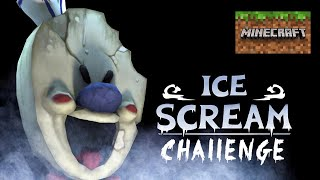 Monster School : All Ice Scream Challenge - Minecraft Animation