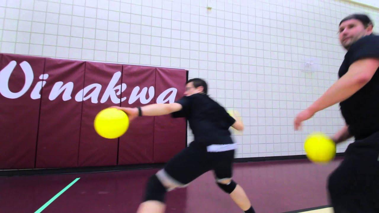 basic rules  dodgeball youtube
