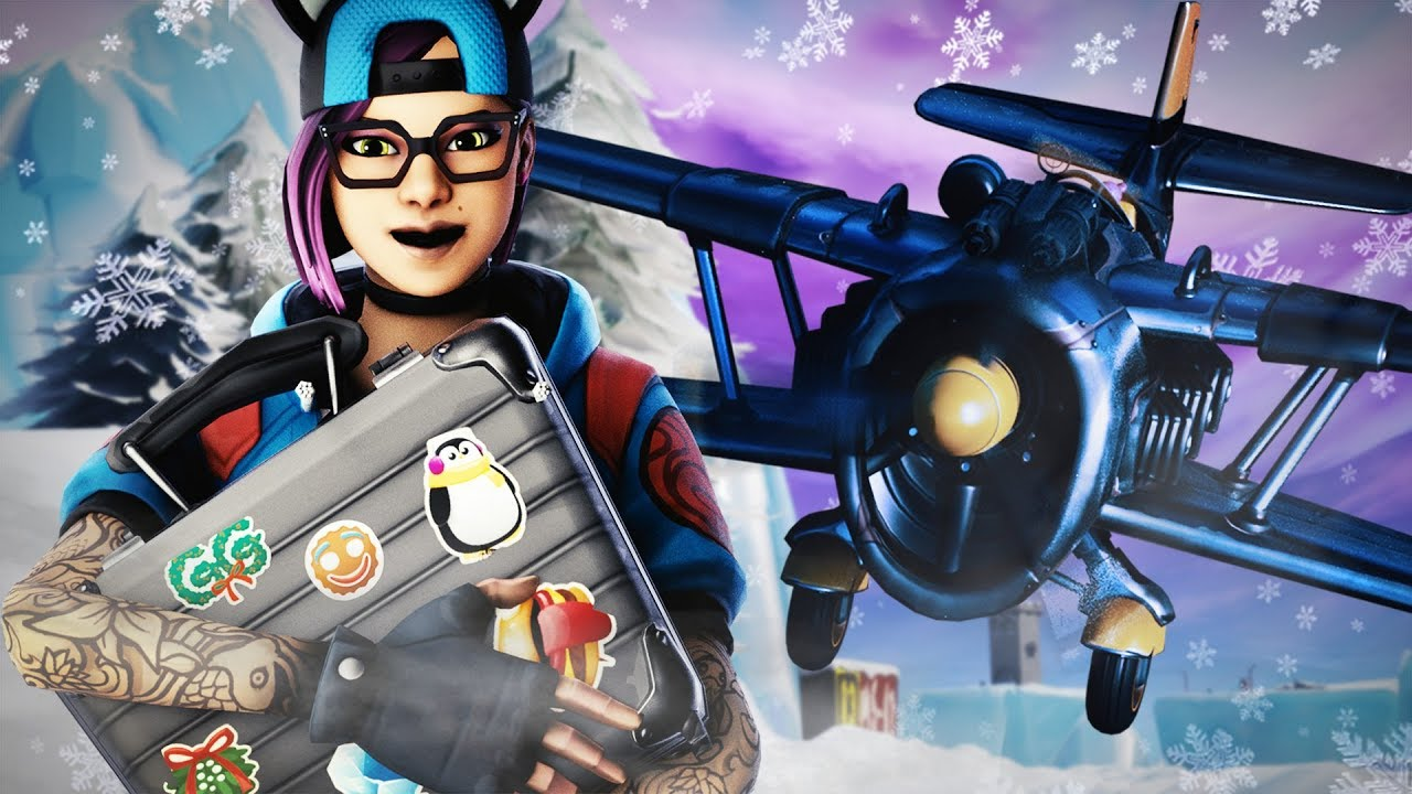 Lynx Is The New Girl In Town  A Fortnite Film - Youtube-9322