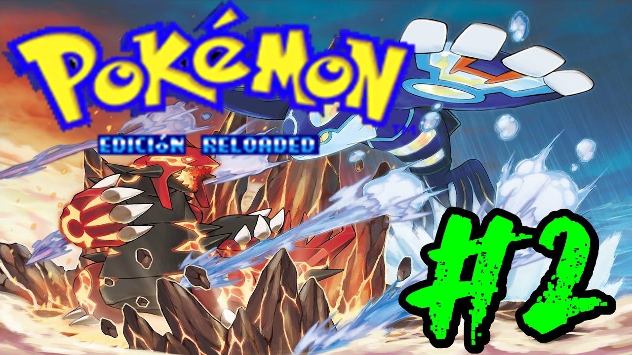 Guia pokemon reloaded despues de la liga hoenn