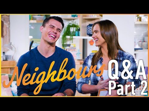 Andrew Morley Jack Callahan and Zoe Cramond Amy Williams Q&A Part 2