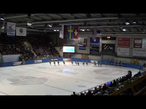 2017 FrenchCup Rouen - Miami University (USA) Senior Free Skating