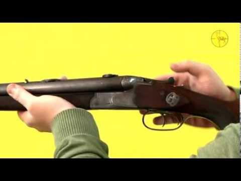 Waffenhandhabung Drilling - Jagdschule Blatt