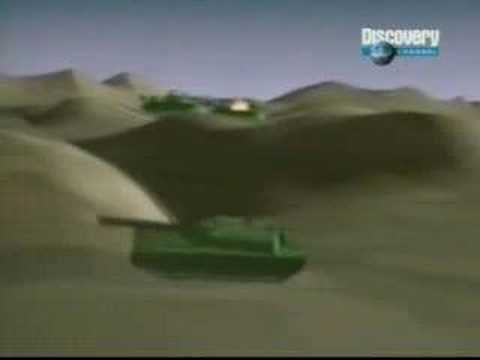 U.S Army Future Combat Systems 40ton Prototype Tank