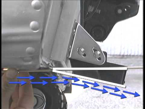 Vexilar Transom Transducer Installation Tips Youtube