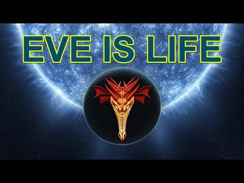 EVE is Life – EVE Online Live Presented in 4k