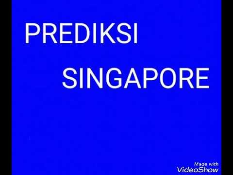 Prediksi Togel Singapore Pools Rabu  Youtube