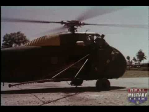 VIETNAM WAR - Helicopters are Outfitted to Spray Agent Orange or Super Orange