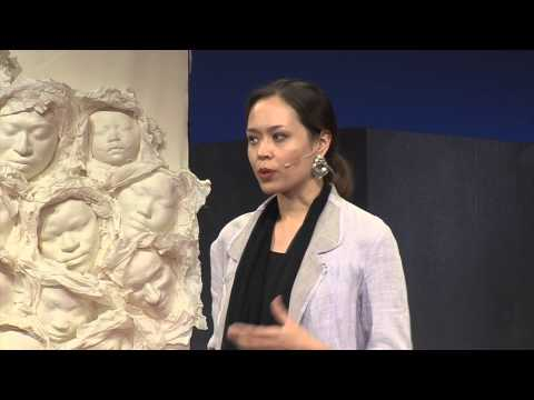 The art of symbolism in peace building | Kya Kim | TEDxKyoto