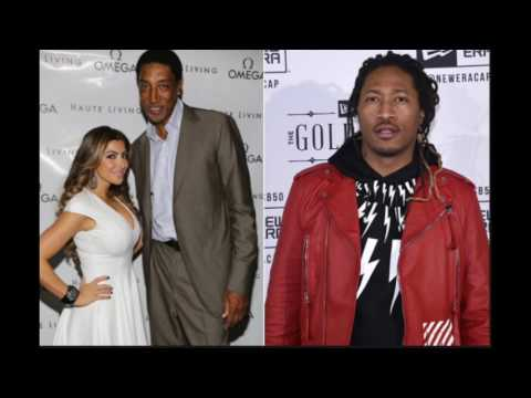 "Future DISRESPECTS Scottie Pippen AGAIN, This Time Comments ""💛 forever"" On Larsa Pippen IG Pic"