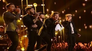 One Direction -- Story Of My Life -- Live Performance At X Factor 2013 -- Out