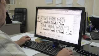Системы охранного технологического видеонаблюдения