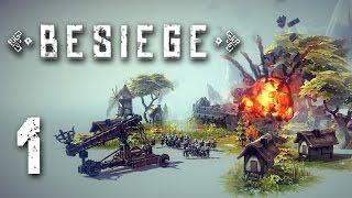 Thumbnail für das Besiege Let's Play
