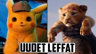 Elokuva Pokémoneista oikeassa elämässä? Uusi versio Leijonakuninkaasta!