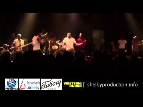 Shelby Production Present Fally Ipupa. African Live Music in Copenhagen 25 March 2011
