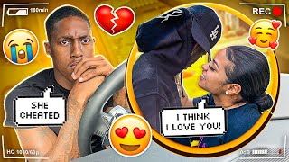 CARMEN AND COREY BREAK UP! SHE CHEATED 💔
