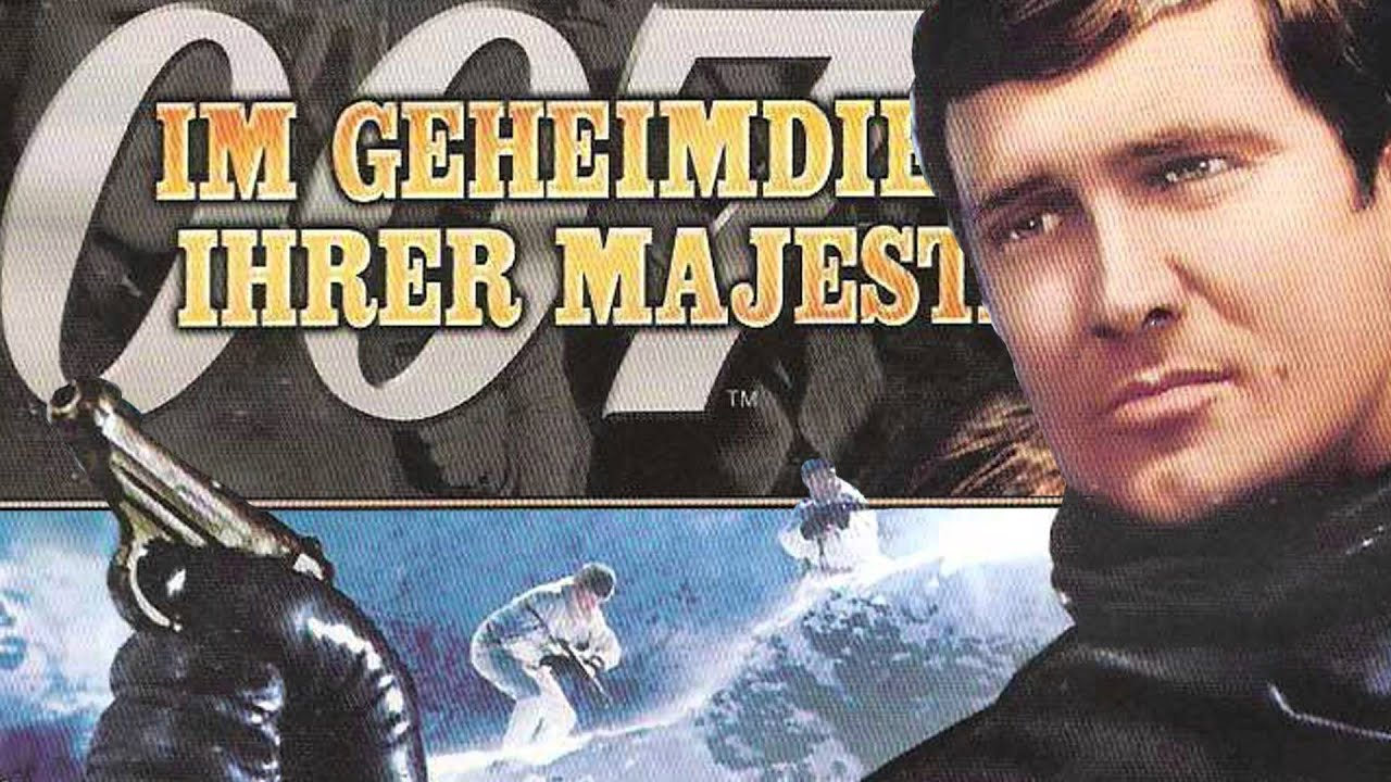 James Bond 007 – Im Geheimdienst Ihrer Majestät
