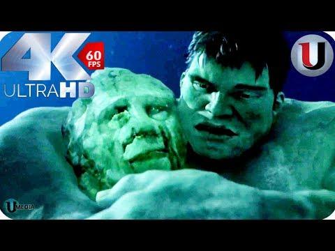 Hulk Vs Absorbing Man - Hulk 2003 MOVIE CLIP (4K HD)