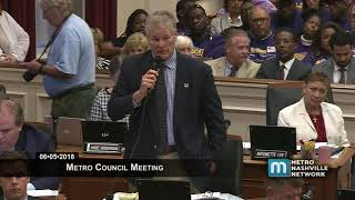 06/05/18 Metro Council Meeting