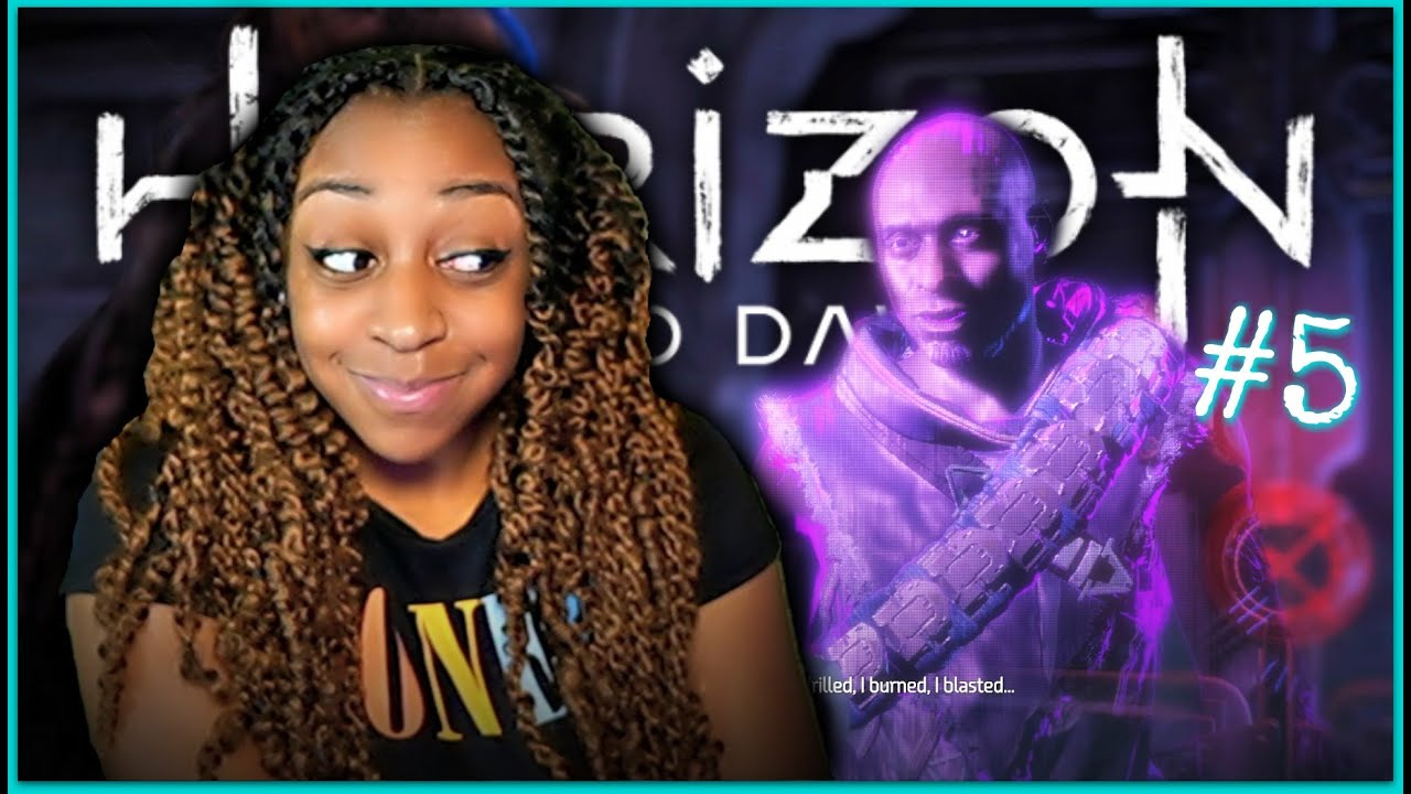 HE IS IN MY HEAD!!! | Horizon Zero Dawn Gameplay!!! | Part 5 thumbnail