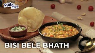 Bisi Bele Bath Recipe | Bisi Bele Rice