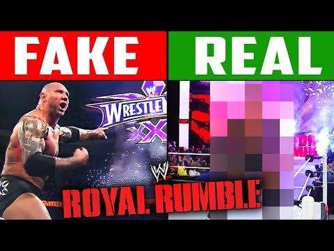REAL Royal Rumble 2014 Winner Revealed! | WWE 2K14