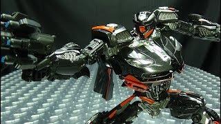 DX9 LA HIRE (The Last Knight Hot Rod): EmGo's Transformers Reviews N' Stuff