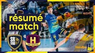Saint-Raphaël/Nantes, résumé + réactions de la J09 | Handball Lidl Starligue 2020-2021